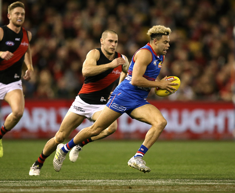 Bulldogs v Essendon