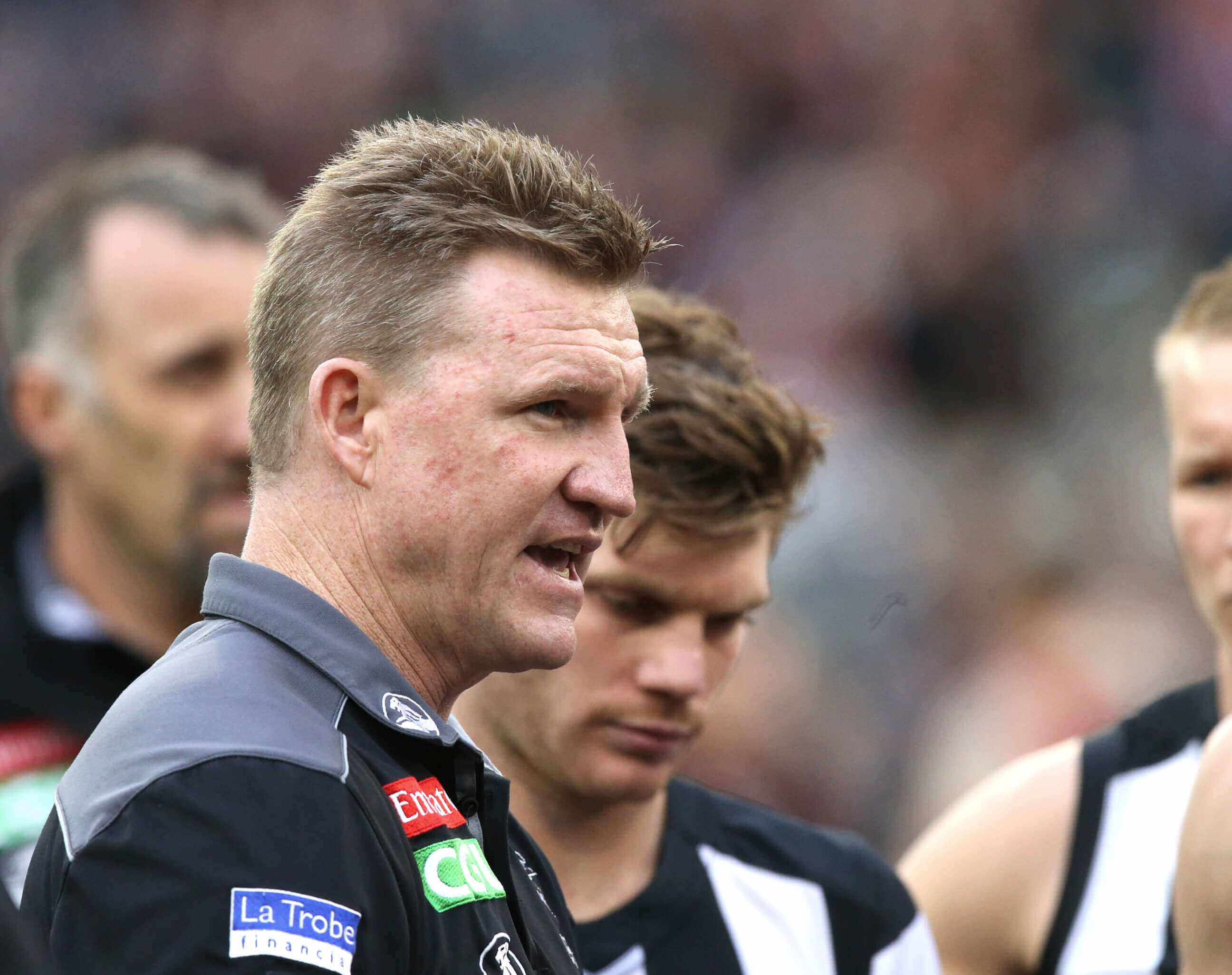 Why Nathan Buckley May Prove To Be The Coach Collingwood Needs Sportshounds