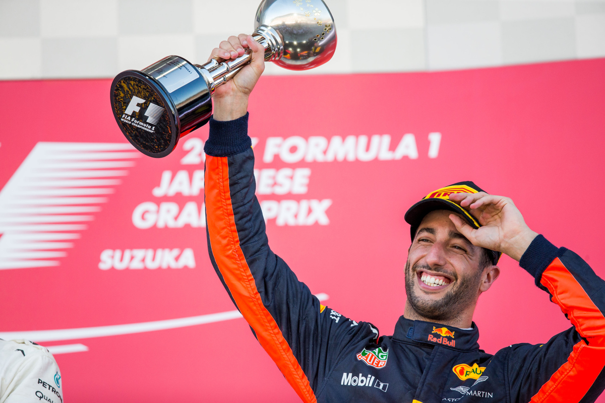 Does Daniel Ricciardo wins at Albert Park?  Pic: Peter J Fox/Getty Images