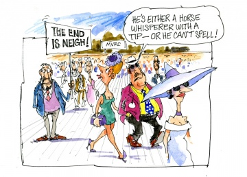 George Haddon joins the Winx army.