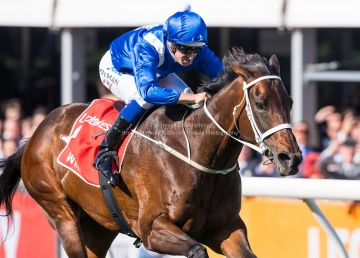 Champion mare WINX equals Kingston Town's record of 3 Cox Plates.